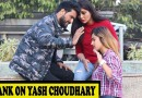 Prank On Yash Choudhary Gone Wrong | Rits Dhawan