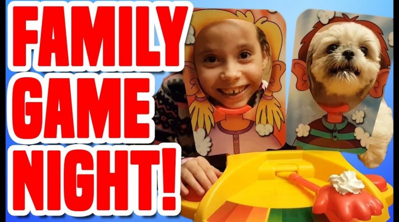 Family Game Night! | Funny Family Compilation