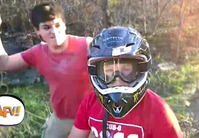UNEXPECTED Helmet Test! | Funny Pranks 2019 | Try Not to Laugh AFV